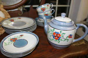 Antique Japanese Porcelain Chinaware