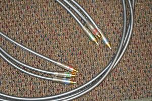 Ultralink Videophile Pro - Component Cables Cambridge Kitchener Area image 1