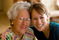 Bénévoles recherchés auprès de personnes aînées