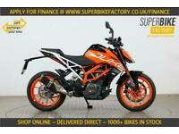 2018 68 KTM 390 DUKE PART EX YOUR BIKE