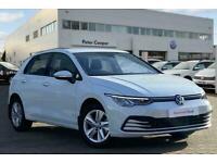2021 Volkswagen Golf MK8 Hatchback 5-Dr 1.0 TSI (110ps) Life Hatchback Petrol Ma