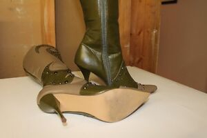 Michael Antonio Boots - 2 pairs (5 or 5.5 or 6) London Ontario image 7