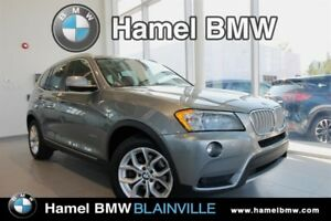 BMW X3 AWD 4dr 28i 2013
