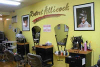 Chair for rent / Hairdresser