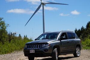 2012 Jeep Compass 4x4 Dual VVT 2.4L