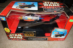 VINTAGE STAR WARS PODRACER