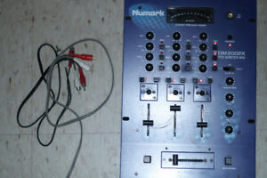 Numark DJ Package *DISCONTINUED* (can negotiate buying separate)
