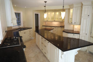 Top End Kitchen Cabinets and Counter tops and Appliances