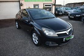 Vauxhall Astra 1.6i 16v Sport Hatch 2006.5MY SXi 3 DOOR+BLACK
