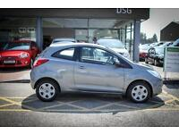 2013 63 FORD KA 1.2 Edge 3dr [Start Stop] in Silver