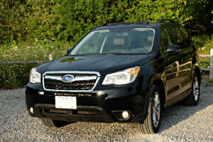 Subaru Forester 2015 2.5i Limited Package Lease Takeover