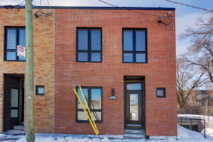 LE SUD-OUEST, NEWLY BUILT CONDO TOWNHOUSE RENTAL