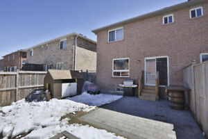 JUST LISTED 3 Bed 3 Bath Semi Detached in Brampton!