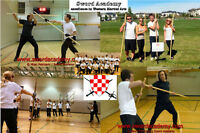 Introduction to Renaissance English Staff by SwordAcademy.com