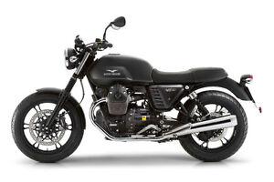 Moto Guzzi V7 Stone - black