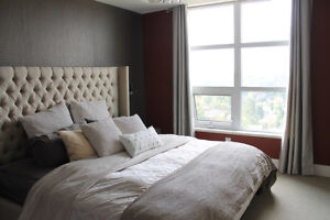 Luxury uptown Waterloo condo at 144 Park–furnished/all-inclusive