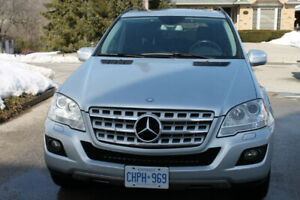 2010 Mercedes-Benz M-Class 4MATIC 4dr ML350 BlueTEC