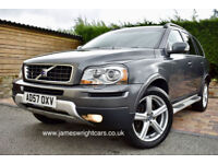 2008 Volvo XC90 2.4 D5 SE Sport Geartronic AWD 5dr