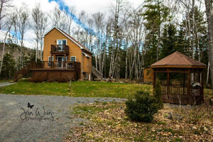 Falls Lake, Canyon Point, Windsor-Luxury Lakeview Cottage/home