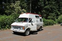 Dodge B200 Campervan for sale ! Good shape