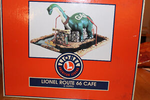 LIONEL TRAINS ROUTE 66 CAFE Kingston Kingston Area image 5