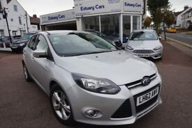 Ford Focus 1.0 ECOBOOST ZETEC 125PS (silver) 2012