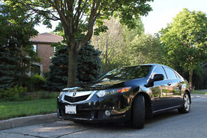 2010 Acura TSX Premium Package - Leather/6 Speed Manual/Sunroof