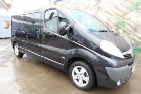 * Finance Me - No VAT * Vauxhall Vivaro 2.0CDTi (115ps) 2012MY Sportive 2900 LWB