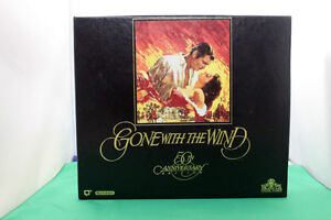 VHS GONE WITH THE WIND 50th anniversary addition  1989 Kingston Kingston Area image 1