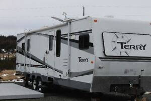 Terry travel trailer for sale