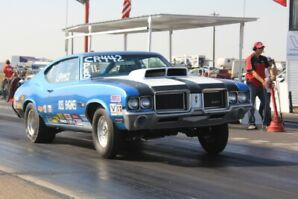 1972 Oldsmobile Bracket Car VIDEO ADDED