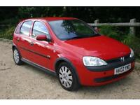 Very Tidy 5 Door Vauxhall Corsa Life done 77689 Miles with FULL SERVICE HISTORY