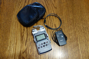 Sony PCM D50 Professional Audio Recorder