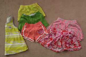 Summer lot, girls size 5-6