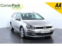 2013 VOLKSWAGEN GOLF GT TDI BLUEMOTION TECHNOLOGY ESTATE DIESEL