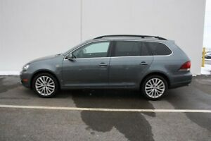 2014 Volkswagen Golf wagon Wolfsburg Edition 2.0 TDI 6sp