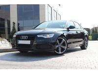 2014 14 AUDI A6 SALOON 2.0 TDI ULTRA S LINE BLACK EDITION 4D AUTO 188 BHP DIESEL