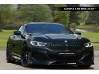 2019 BMW 840D XDRIVE ** TRIPLE BLACK + GCS BODY KIT ** Auto Coupe Diesel Automat
