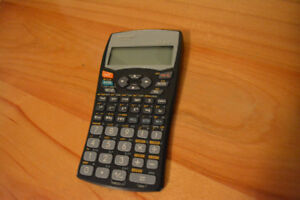 Calculatrice solaire Sharp EL-531W