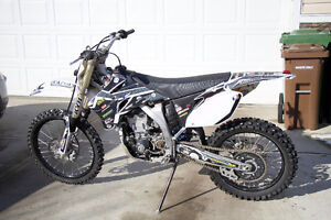 2009 yz450f Special Edition