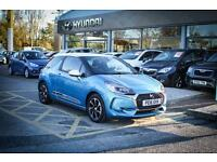 2016 16 DS DS 3 1.2 PureTech Elegance 3dr in Blue