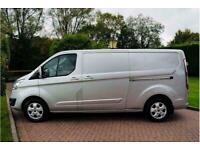 2017 Ford Transit Custom 290 Limited Panel Van Panel Van Diesel Manual