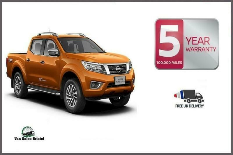 Nissan Navara Acenta+ Double Cab 2 3 dCi Twin Turbo 190ps 4WD 4x4 Automatic    in Fishponds, Bristol   Gumtree