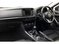 2014 Mazda 6 2.0 SE-L 4dr Petrol black Manual