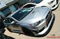 MITSUBISHI EVOLUTION MR ONE OF A KIND! safety and e test!