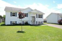 INCREDIBLE PRICE REDUCTION RAISE RANCH IN DIEPPE PRIVATE YARD