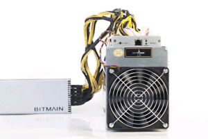 brand new antminer L3++ and psu (factory sealed)