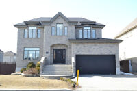 Luxury house in L sector of Brossard for sale