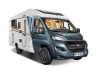 Burstner Travel Van 590 Low-Profile 2.3 9 speed automatic Diesel