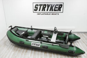 NEW--Stryker Boats-- Canada's Favourite Inflatable Boat